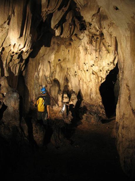 Caverna Damas
