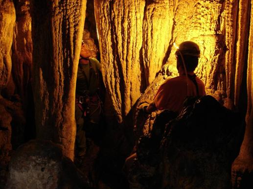 Caverna Gran Galeria