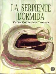 libro la serpiente dormida